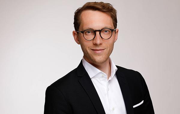 Maximilian Forster – Rechtsanwalt bei Labbé und Partner