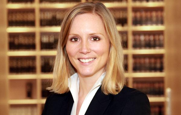 Sabrina Schneider, Rechtsanwältin