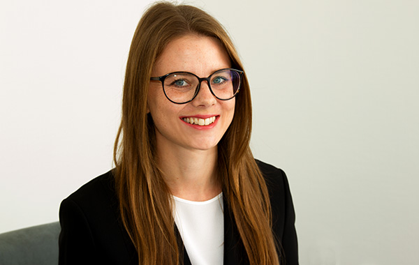 Veronika Temme, Attorney at law